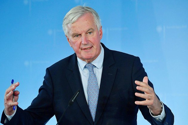 """Brexit: Barnier juge """"difficile"""" de parvenir à une solution avec Londres"""