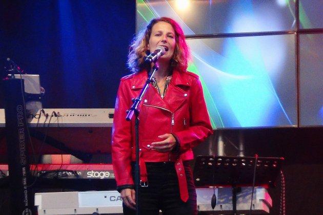 Au Havre, Perrine Hope se reconstruit grâce au chant
