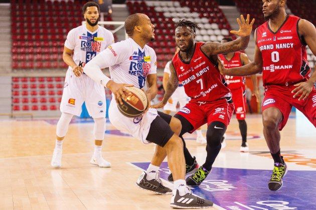 Basket: première à domicile pour le Rouen métropole Basket face à Paris
