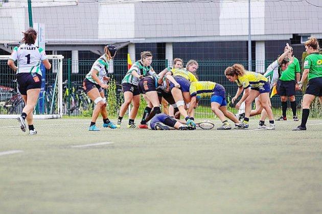 Rugby: les Rouennaises de l'Asruc sèchement battues
