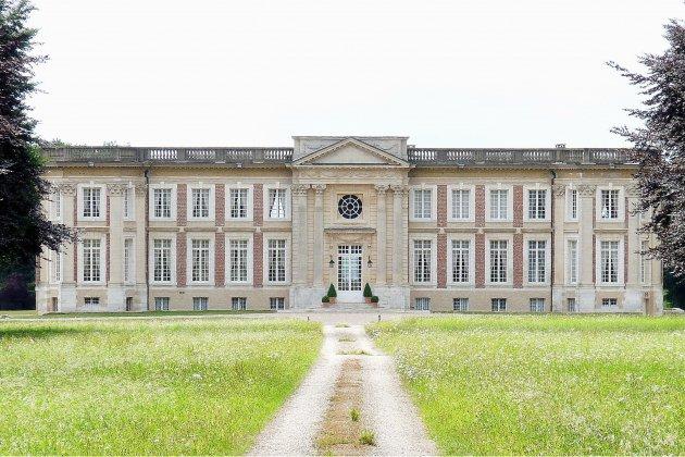 Seine-Maritime: quel avenir pour le château de Belbeuf?
