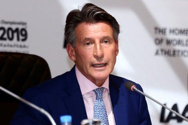 Athlétisme: Sebastian Coe réélu la tête de l'IAAF