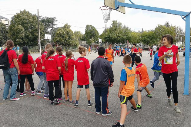 Sport: de l'école aux clubs, l'Orne département test