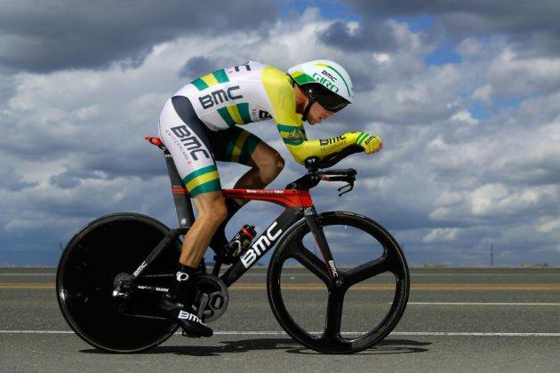 Mondiaux de cyclisme: Dennis gagne le contre-la-montre devant Evenepoel