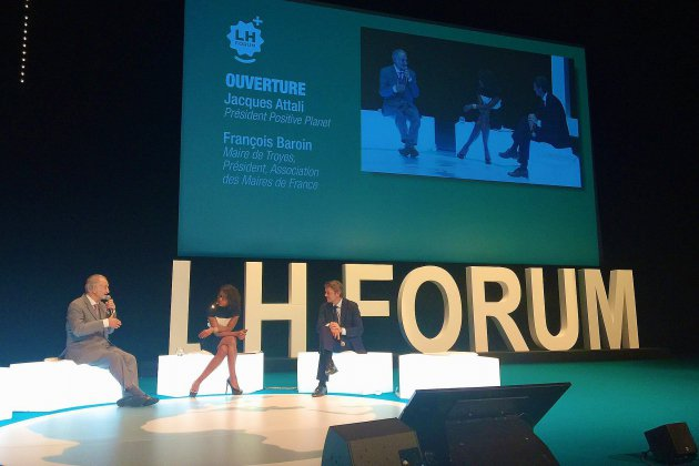 LH Forum: voir la ville autrement