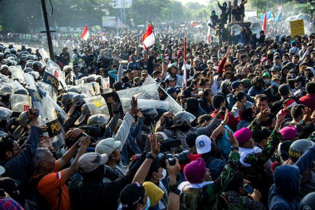 Indonésie: un deuxième étudiant meurt au cours d'une vague de manifestations