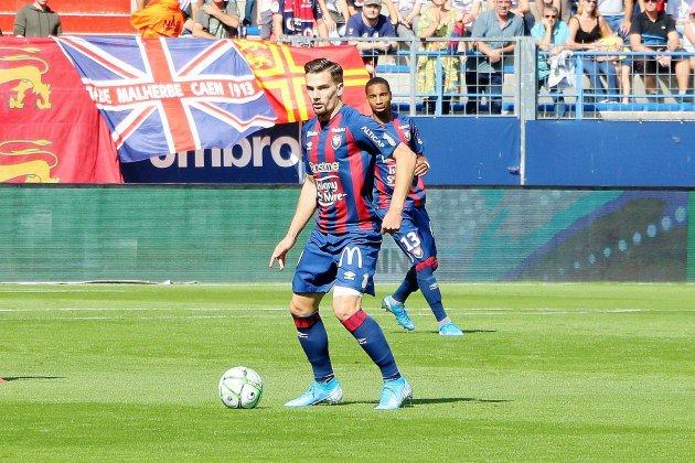 Football (Ligue 2) : Caen toujours affligeant est au bord du précipice