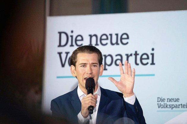 L'Autriche aux urnes, seconde chance pour le favori Sebastian Kurz