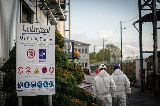 Incendie de Lubrizol : les autorités ont publié les résultats des analyses