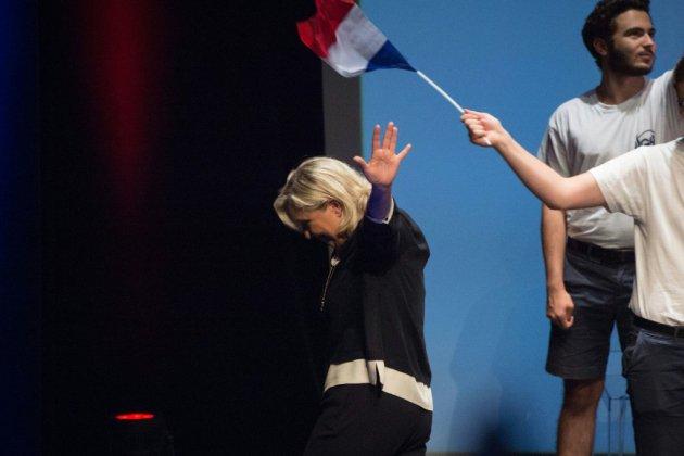 Marine Le Pen renonce à se rendre à la cérémonie d'hommage à Jacques Chirac lundi