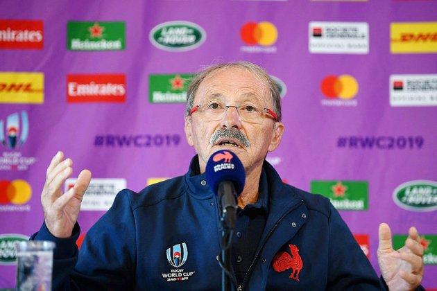 Mondial de rugby: Brunel joue au chamboule-tout avec le XV de France