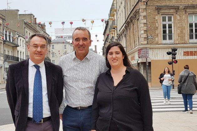 Municipales 2020: Olivier Toussaint confirme sa candidature à Alençon