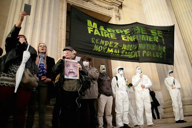 Lubrizol: les produits partis en fumée sont connus mais des questions demeurent