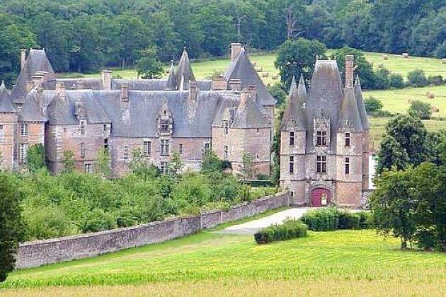 Le château de Carrouges fermé pour dixjours