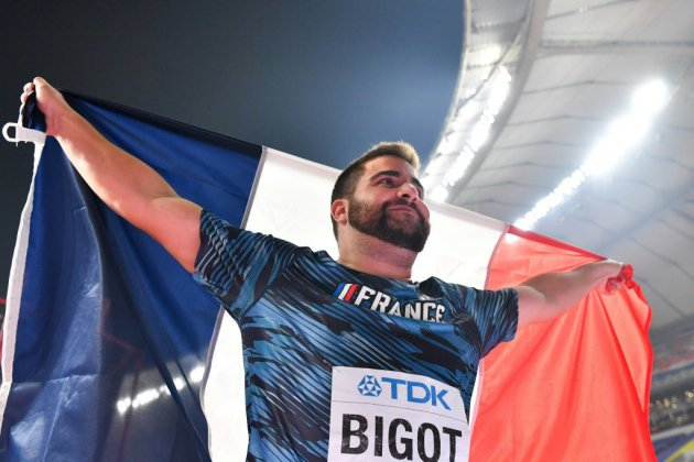 Mondiaux d'athlétisme: Bigot et Martinot-Lagarde raniment la flamme