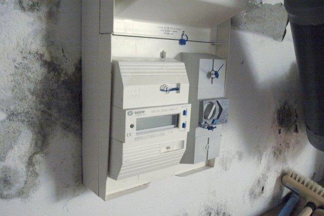Quarante-troispersonnes privées d'électricité près de Dieppe