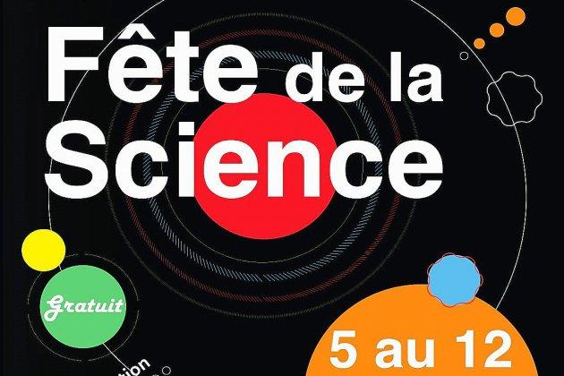 Première fête de la Science à Bernay