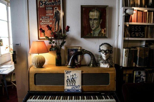 """""""Vian toujours vivant"""", comme son appartement derrière le Moulin Rouge"""