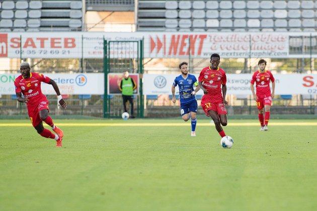 Football: un match de la peur pour Quevilly Rouen Métropole