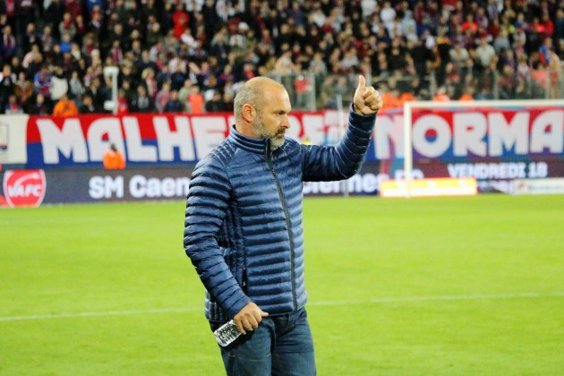 Football (Ligue 2) : Caen prend un point pour sa première sous l'ère Pascal Dupraz