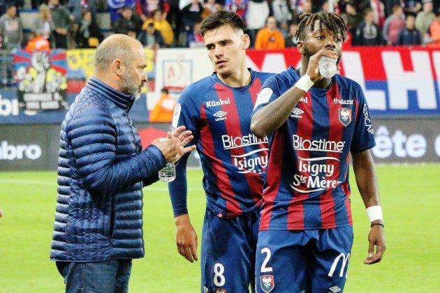 """Pascal Dupraz : """"Il faut que les joueurs méconnaissent la peur !"""""""