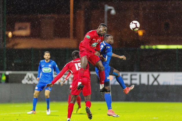 Football: week-end de Coupe de France dans l'agglo de Rouen