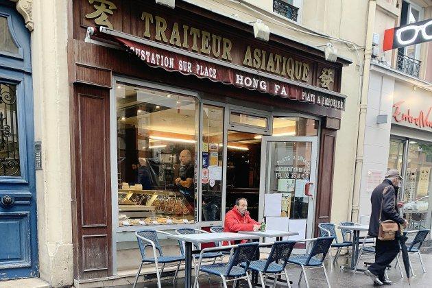 Bonne table : un déjeuner en Asie chez Hong Fa