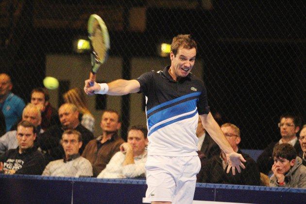 Tsonga et Gasquet, têtes d'affiche de l'Open de tennis
