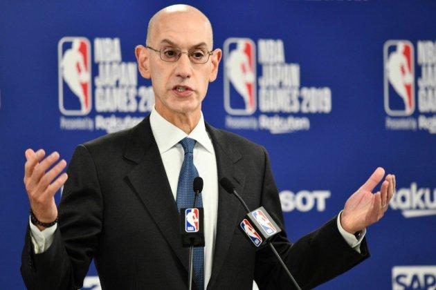 Sous l'impulsion de son chef Adam Silver, la NBA n'a plus peur de parler politique