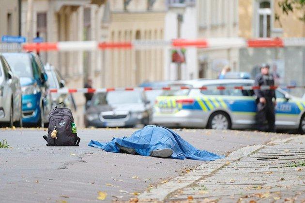 Au moins deux morts dans une fusillade en pleine rue à Halle