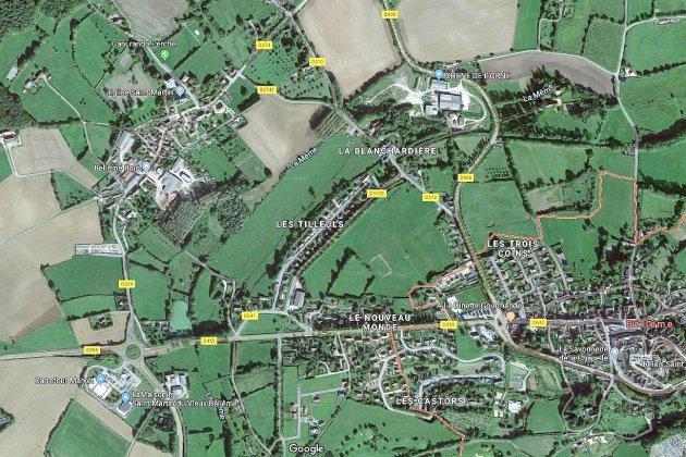 Le projet de déviation de Saint-Martin-du-Vieux-Bellême bientôt en route