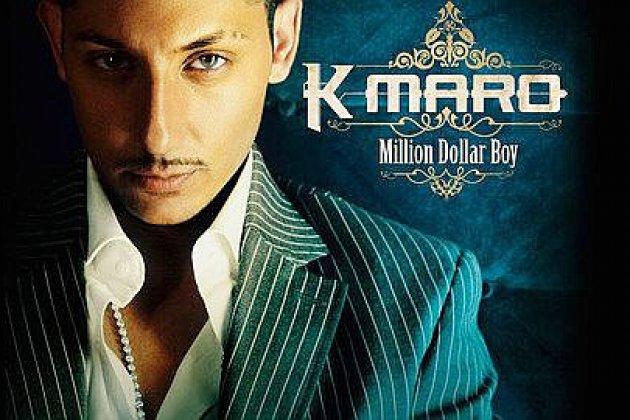 K Maro en concert pour fêter les 15 ans de son tube
