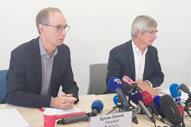 Lubrizol : les dirigeants de Normandie logistique s'expriment