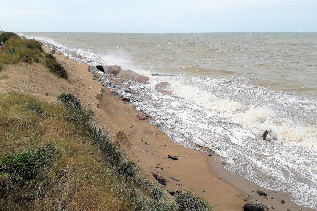 Façade Manche et mer du Nord : des rafales de 85 km/h attendues