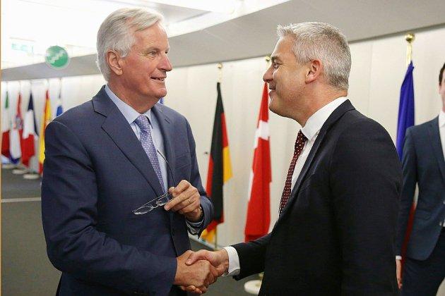 Brexit: un petit-déjeuner d'explications à Bruxelles, une semaine avant le sommet