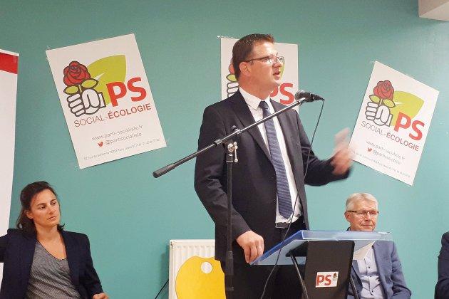 Municipales 2020 : Benoît Arrivé désigné par la section locale du PS
