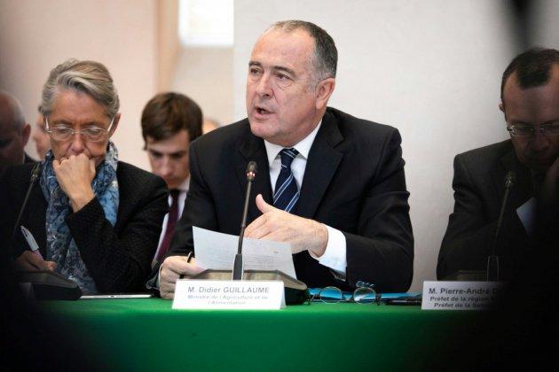 """Lubrizol : entre """"40 et 50 millions"""" d'euros de préjudice pour les agriculteurs"""