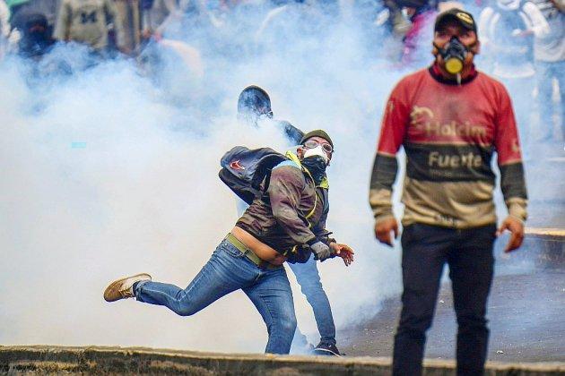 Regain de violence en Equateur, la perspective d'un dialogue s'éloigne