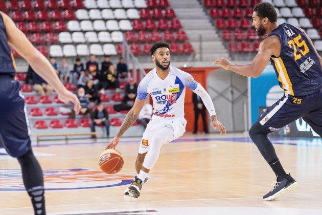 Bon départ pour le Rouen Métropole Basket