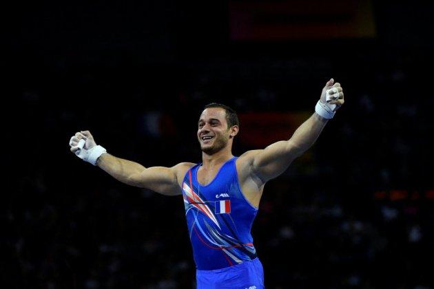 Mondiaux de gym: Aït Saïd en bronze aux anneaux et qualifié pour les JO-2020