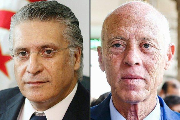 Homme d'affaires controversé ou théoricien du droit: la Tunisie choisit son président