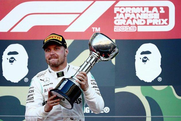 GP de F1 du Japon: à Mercedes le titre constructeurs, cap sur celui des pilotes