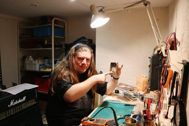 Un électronicien redonne vie aux instruments de musique