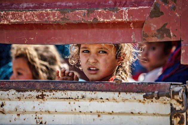 Le drame des Kurdes en Syrie