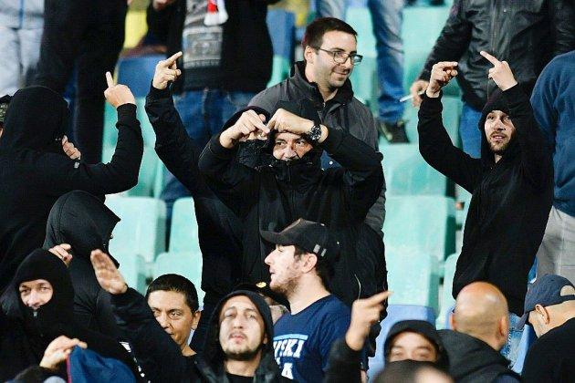 Chants racistes: l'UEFA ouvre une procédure contre la Bulgarie