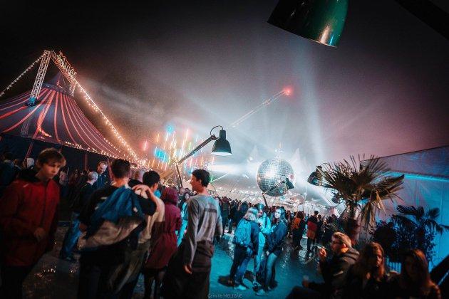 Ouest Park Festival: même l'automne, la musique bat son plein