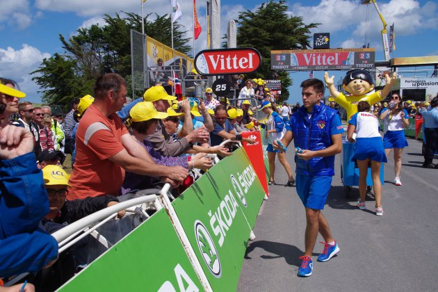 La Manche candidate pour l'accueil du Tour de France 2021?
