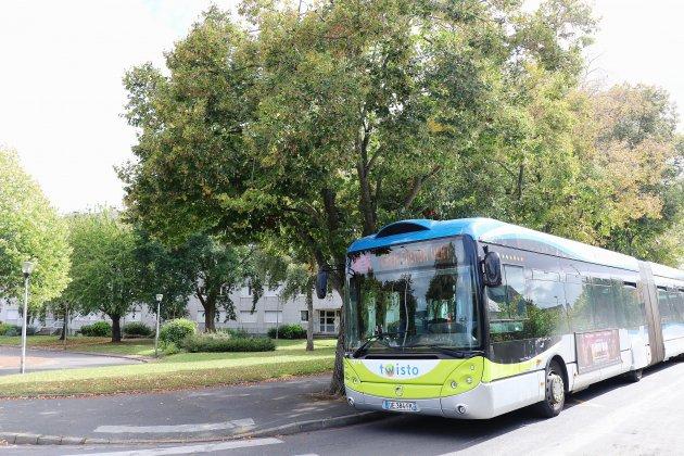 Perturbations sur le réseau de bus Twisto jeudi 17 octobre
