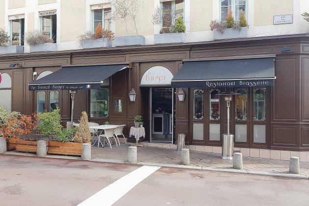 Bonne table: les hamburgers hauts en couleur du French burger