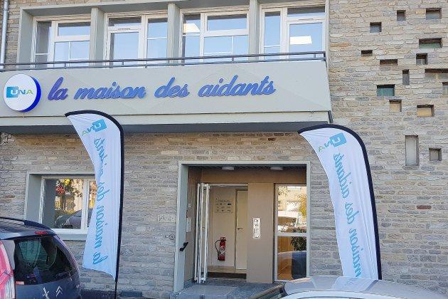 """Inauguration de la première """"Maison des aidants"""" de France"""